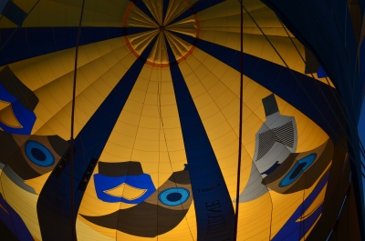 Hot Air Ballooning in Provence